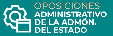 Oposiciones Administrativo Administración del Estado